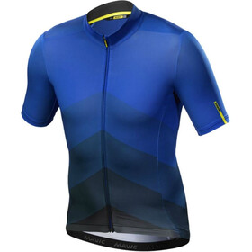 Mavic Cosmic Gradiant SS Jersey Men Blue